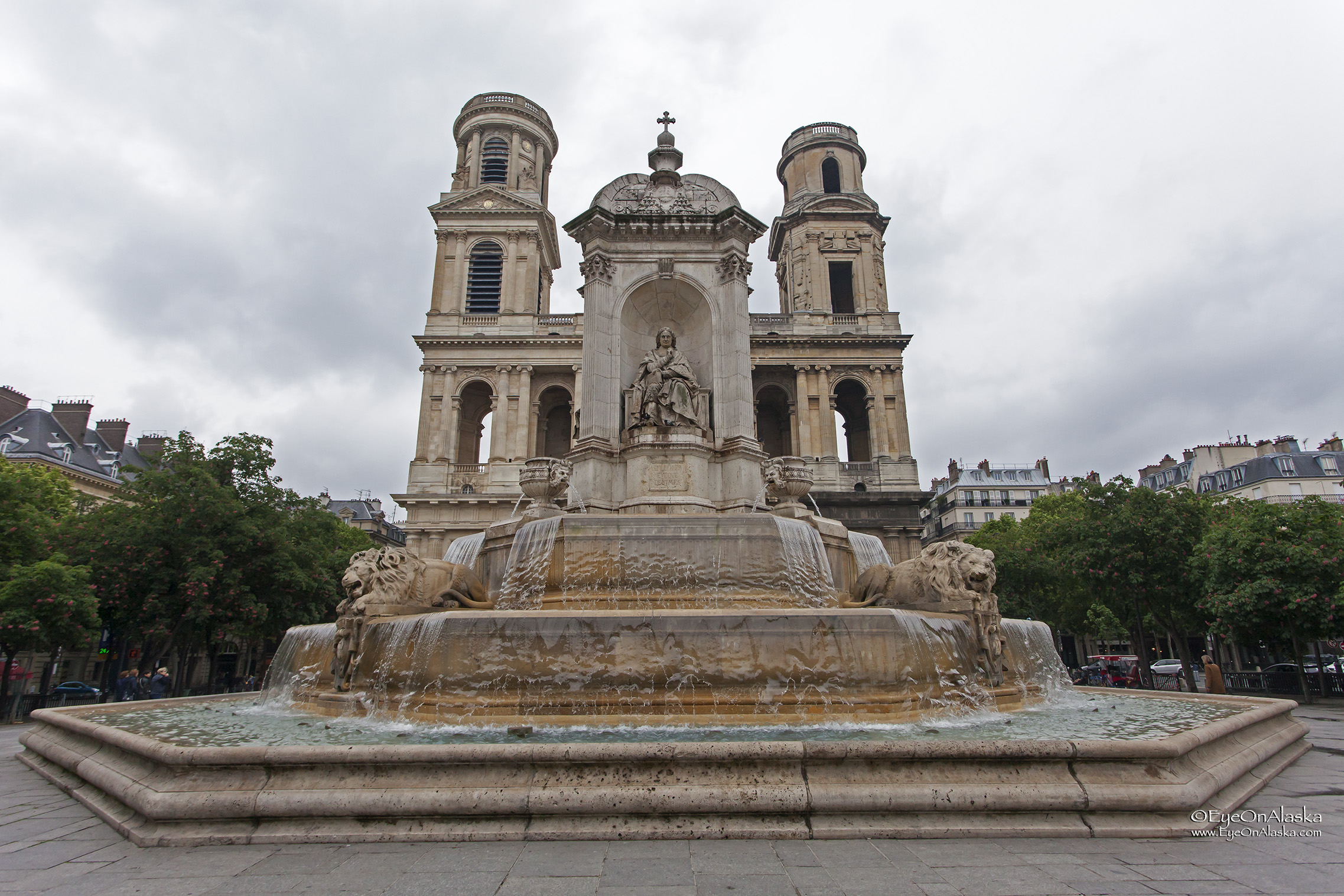 St. Sulpice.