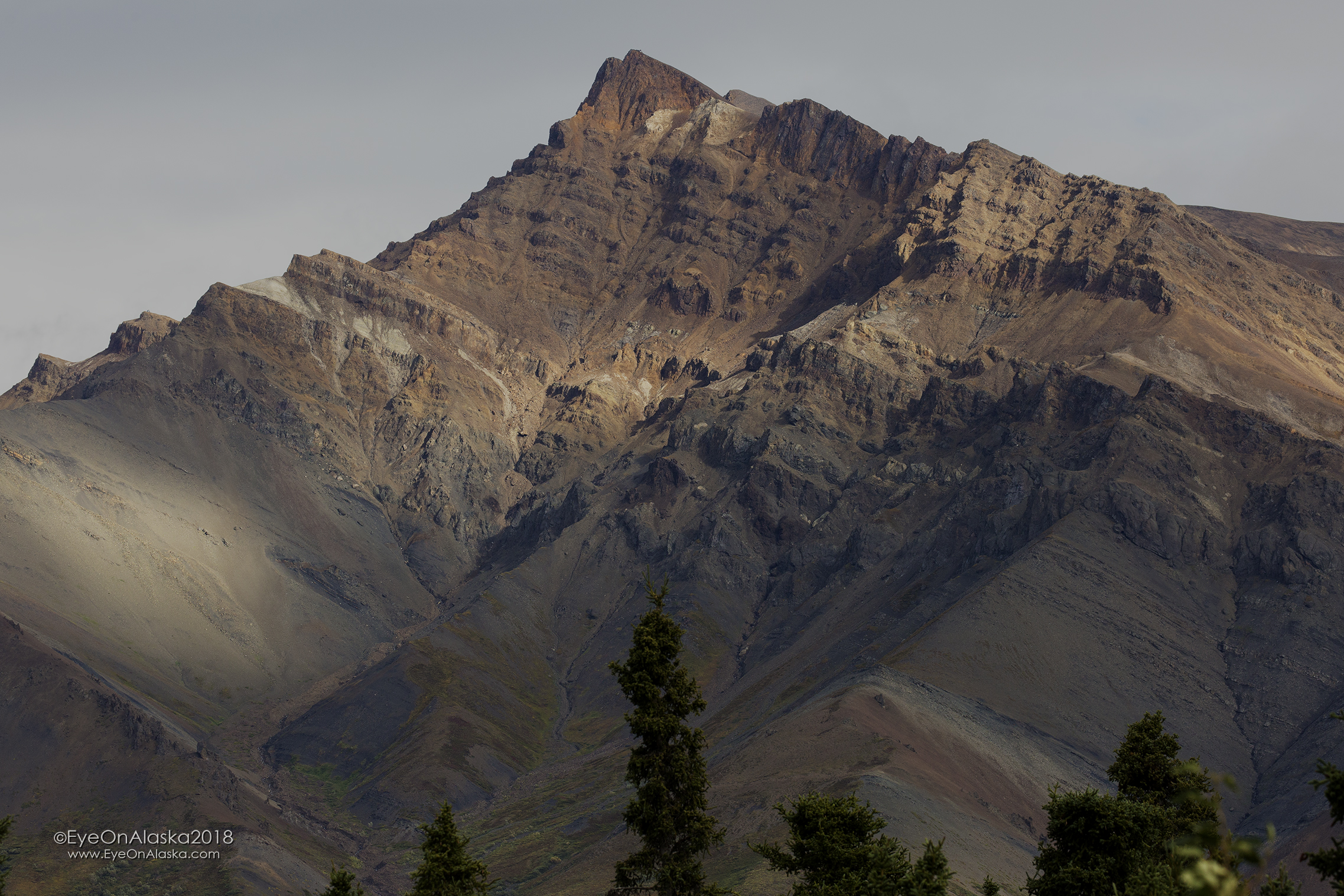 Cathedral Mountain.