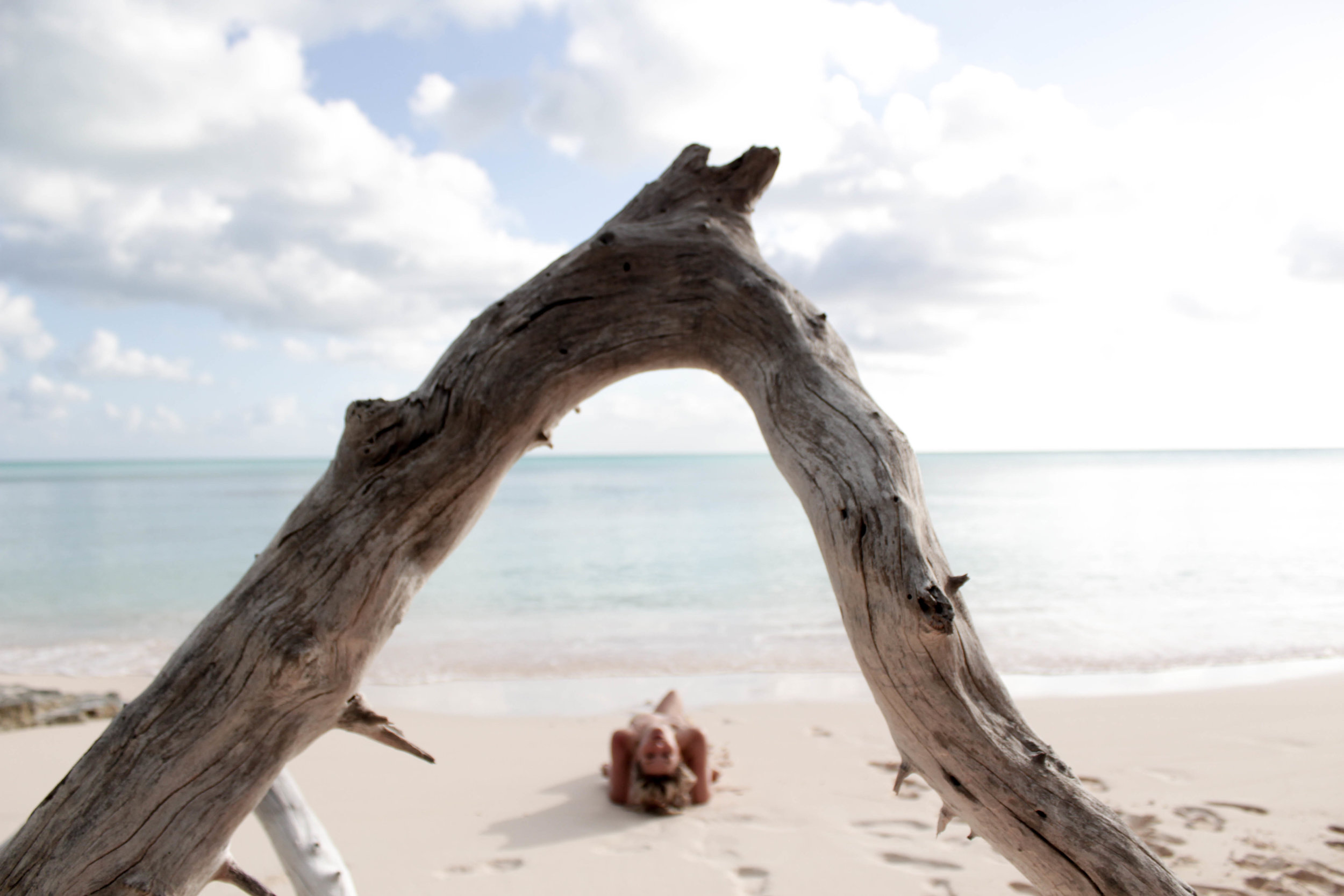 Unknown beach,