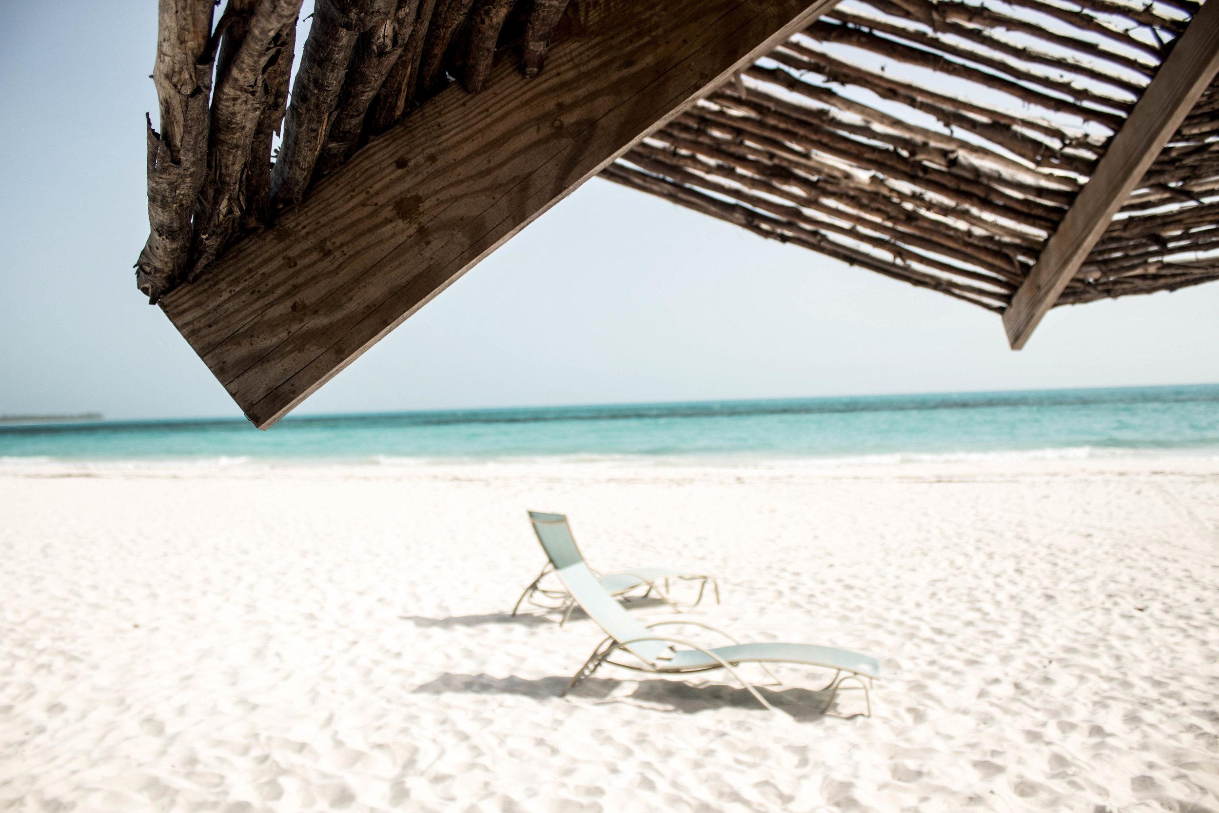 Shanna's Cove, beach resort.