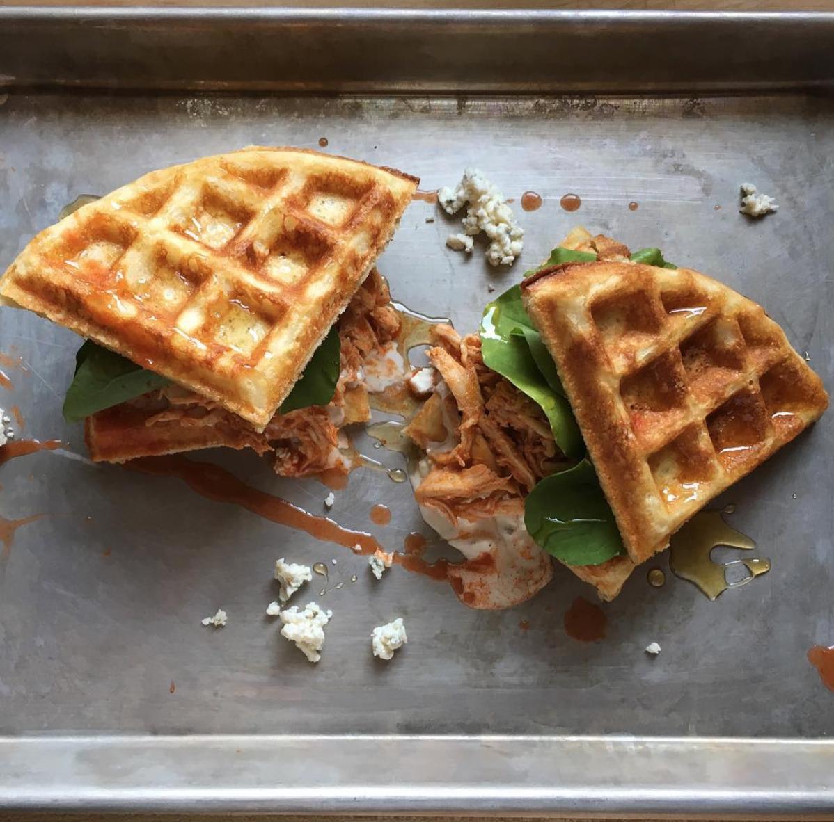 Chicken & Waffles -
