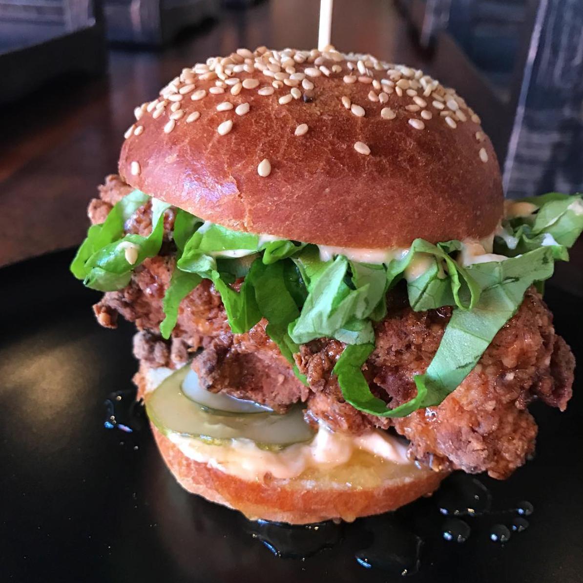 Chicken Sando -