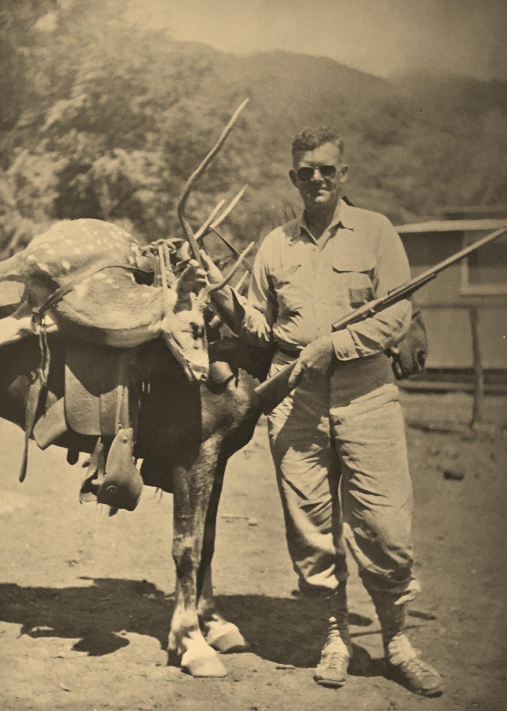 Lindsley Austin Hunting