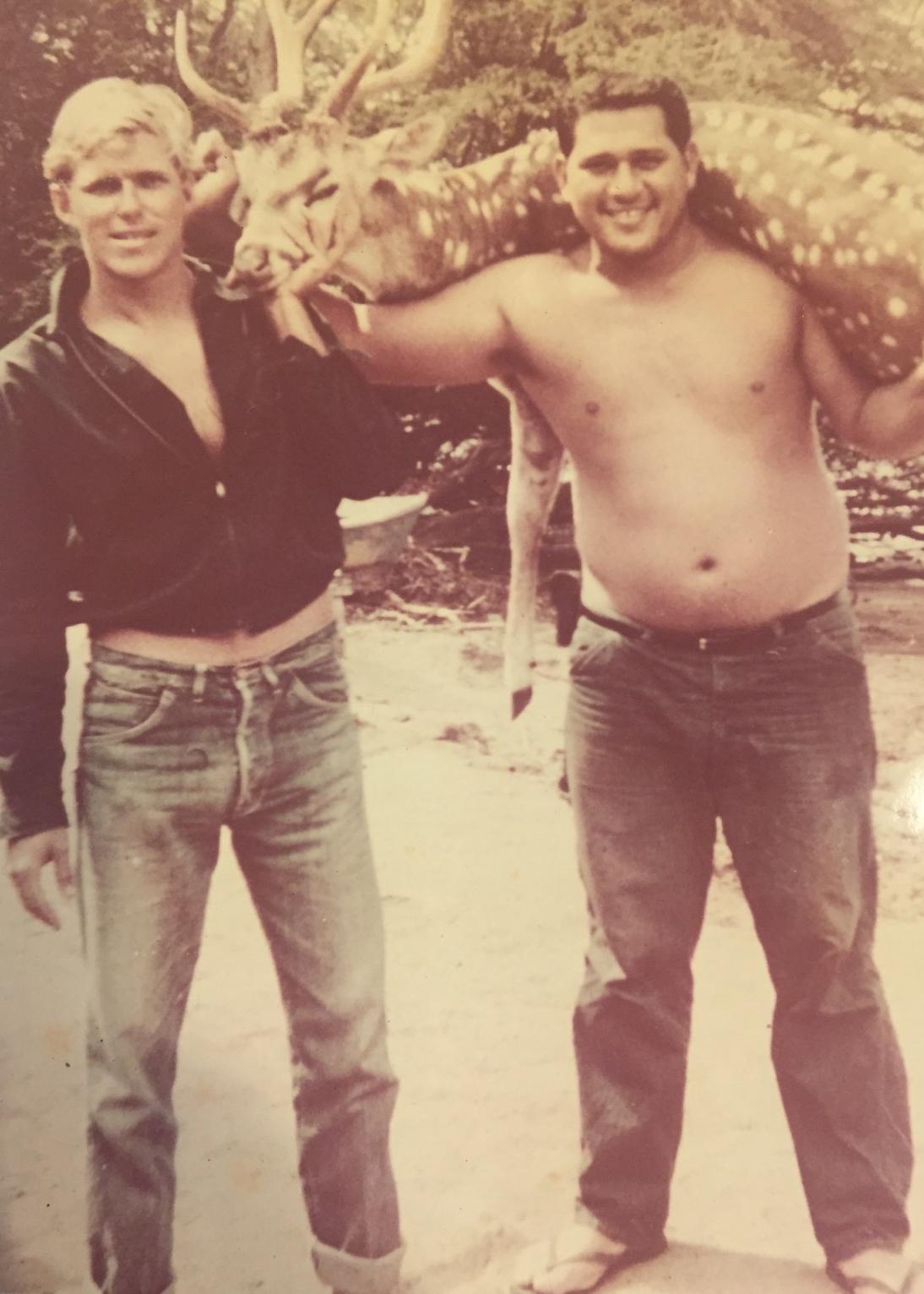 Kimo Austin & Larry Rawlins Sr. Hunting