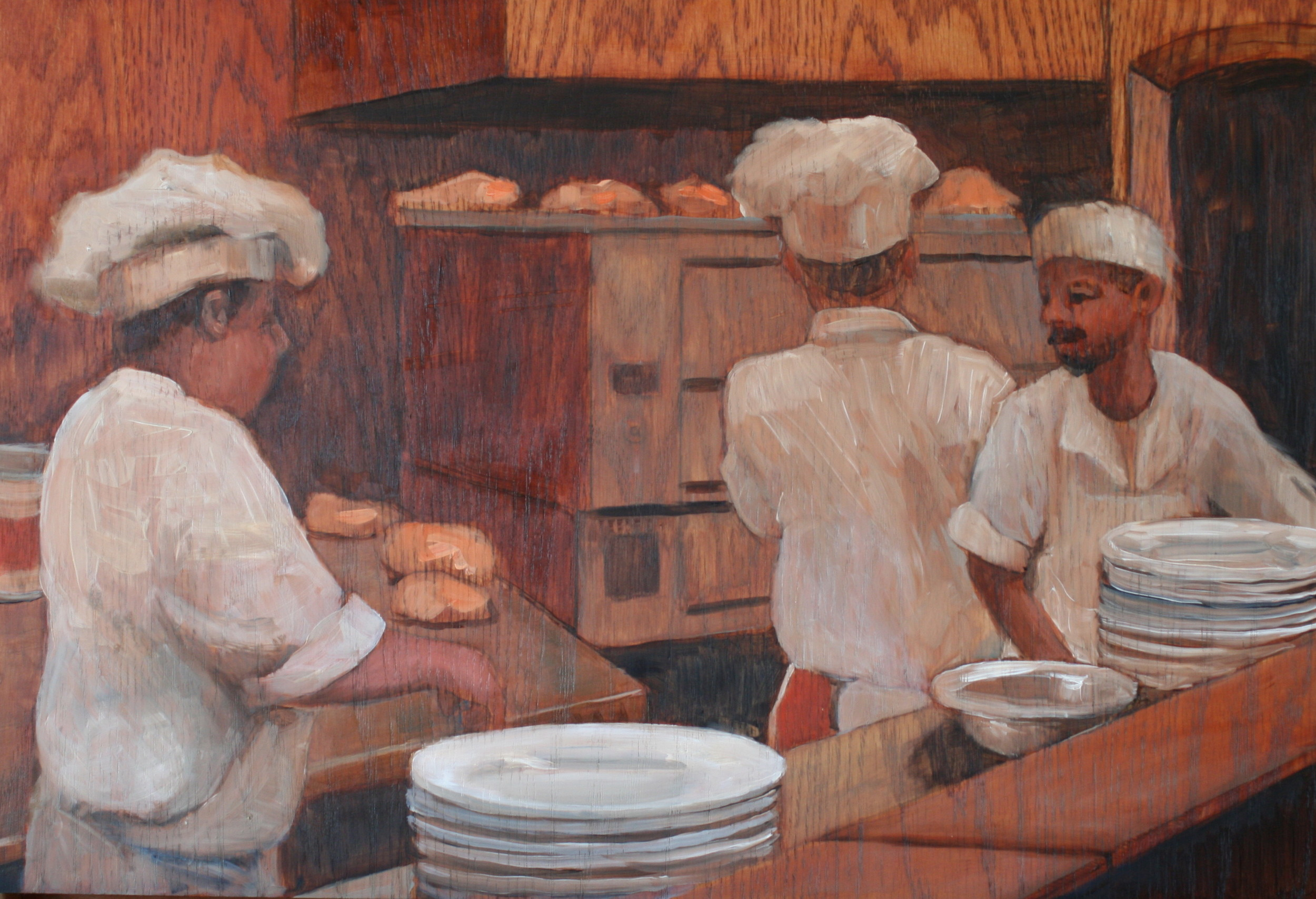 The Bread Bakers