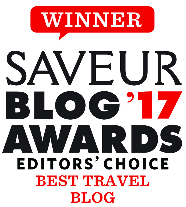 travel blog of the year
