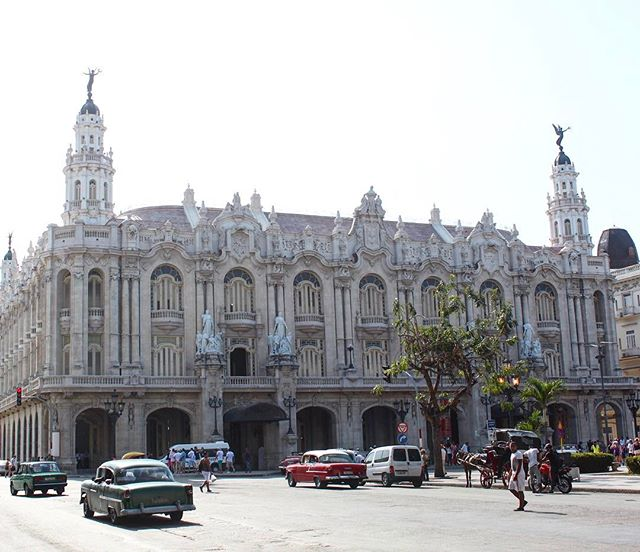 Alicia Alonso Theater #cuba #havana #theater #aliciaalonso #architecturephotography #architecture