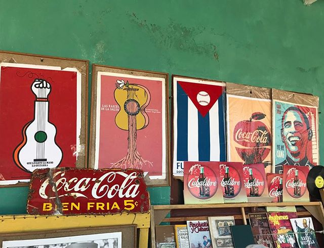 A small bookstore in the small fishing village of Cojimar. #cuba #cojimar #vintage #travel #travelgram #travelpics #streetscene