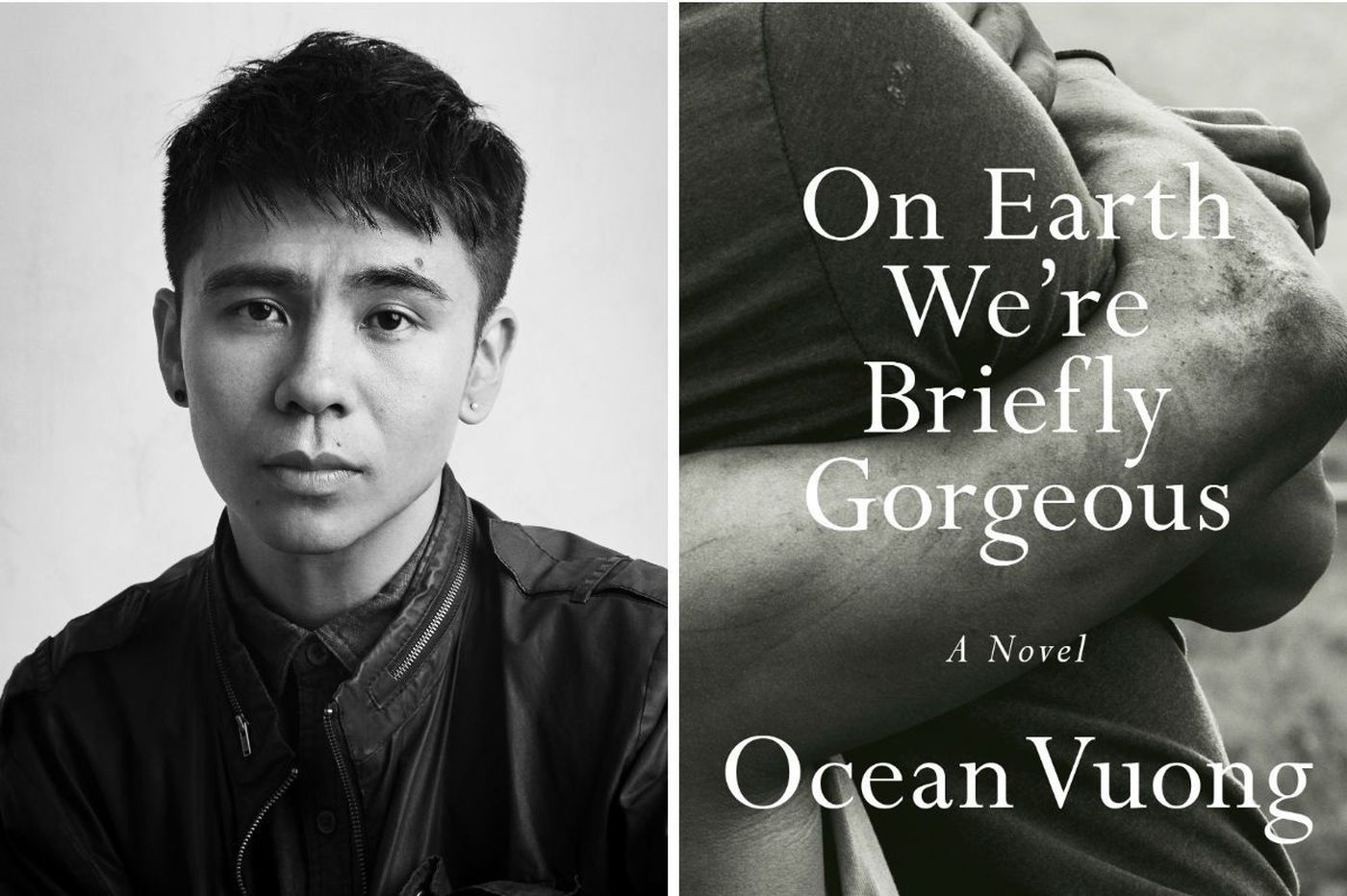 """With a poet's precision, Ocean Vuong examines whether putting words to one's experience can bridge wounds that span generations, and whether it's ever possible to be truly heard by those we love most.""""  -- Celeste Ng , author of Everything I Never Told You andLittle Fires Everywhere"""