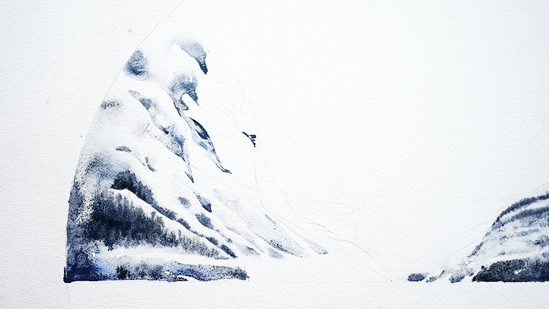 lake louise painting process by wanru kemp 4419s.jpg