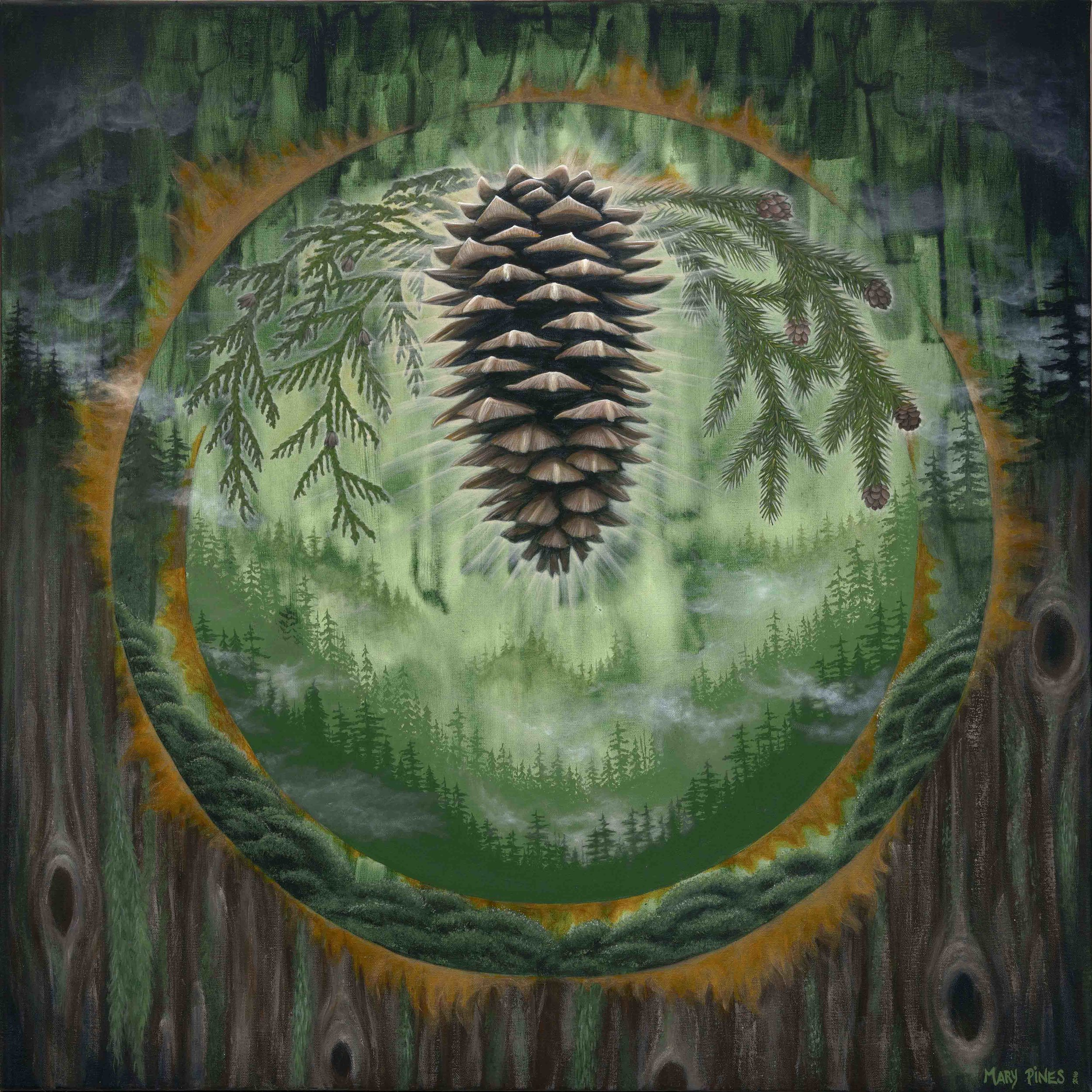 """Mother of Evergreens"""