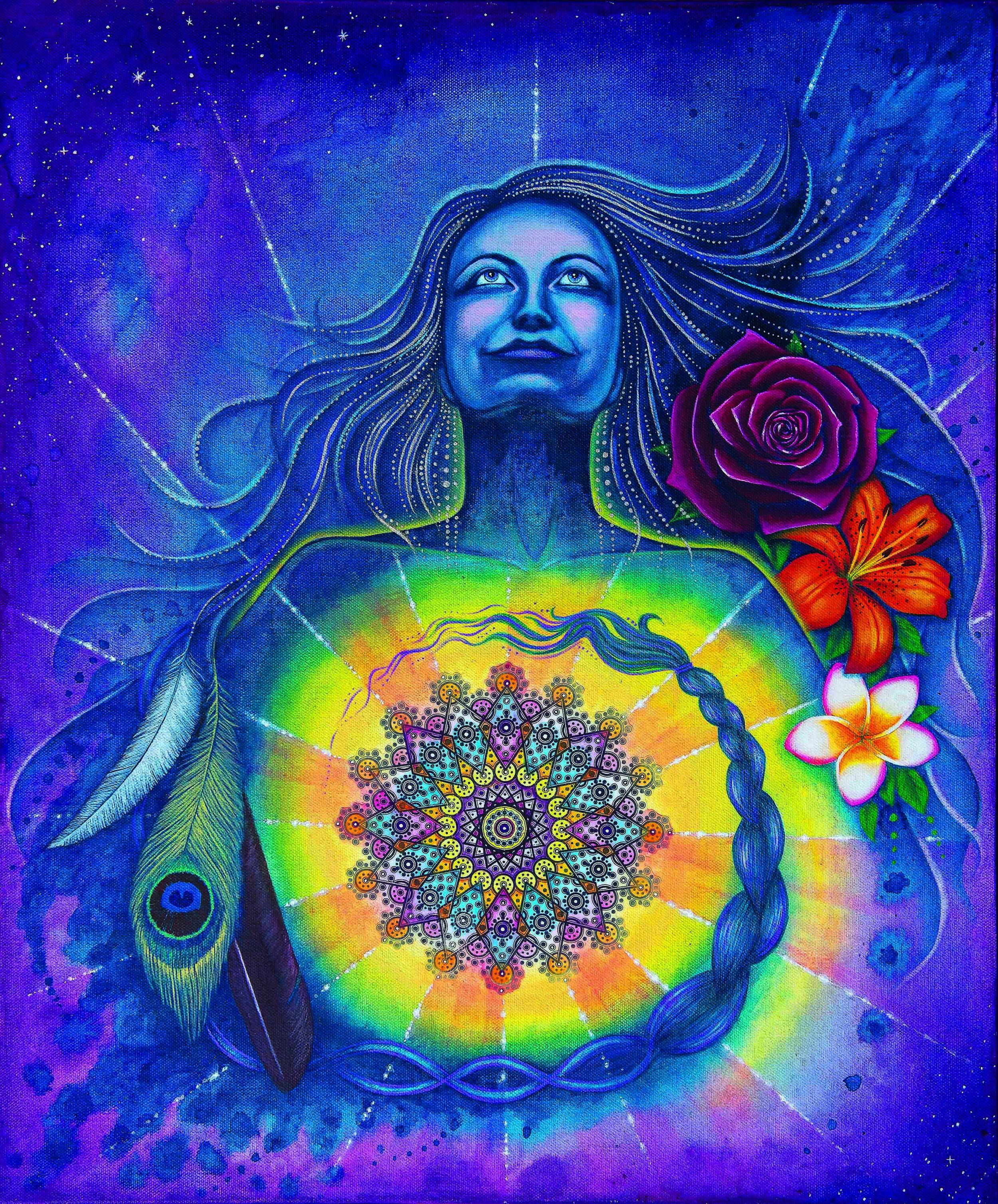 """""""Spirit of the Goddess"""""""