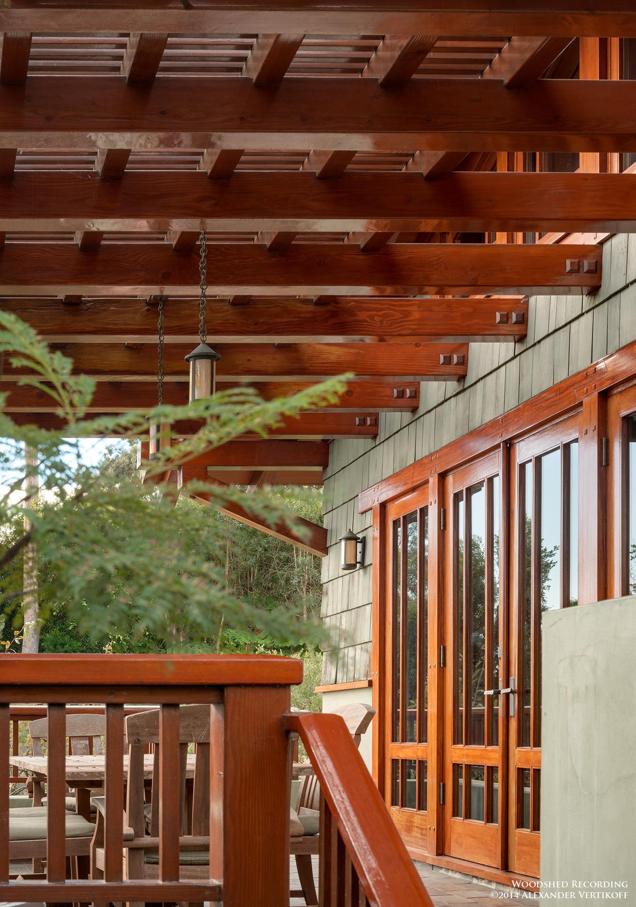 woodshed recording studio malibu ca dining patio