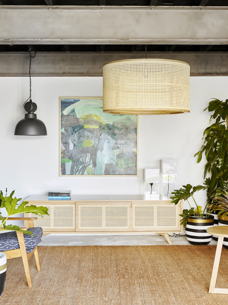 More of Spencer's beautiful work in Brisbane home wares store  Kira and Kira . Photography  Toby Scott .