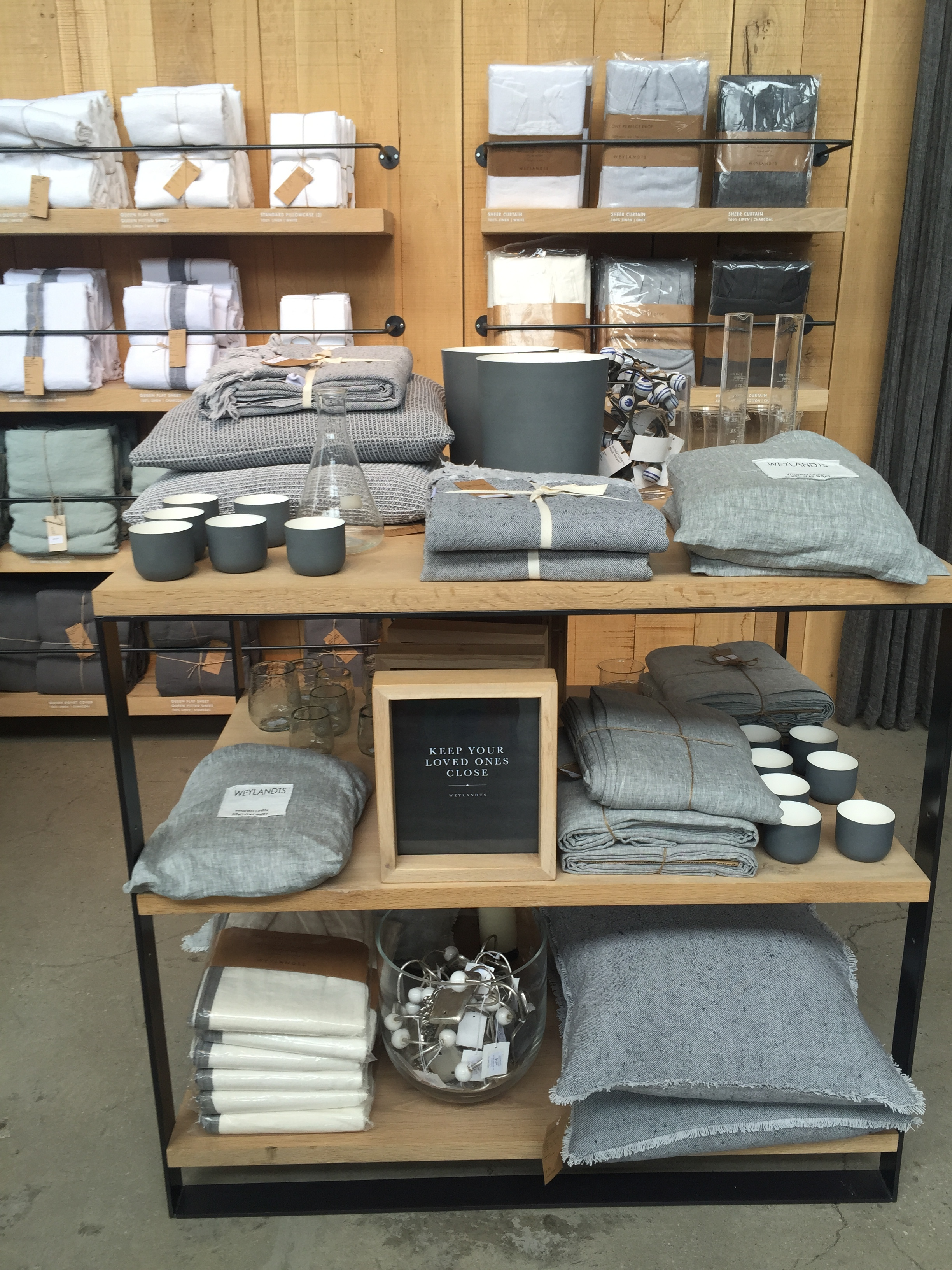 A huge selection of  natural linen bedding  with selected colours and styles  currently 40% off .