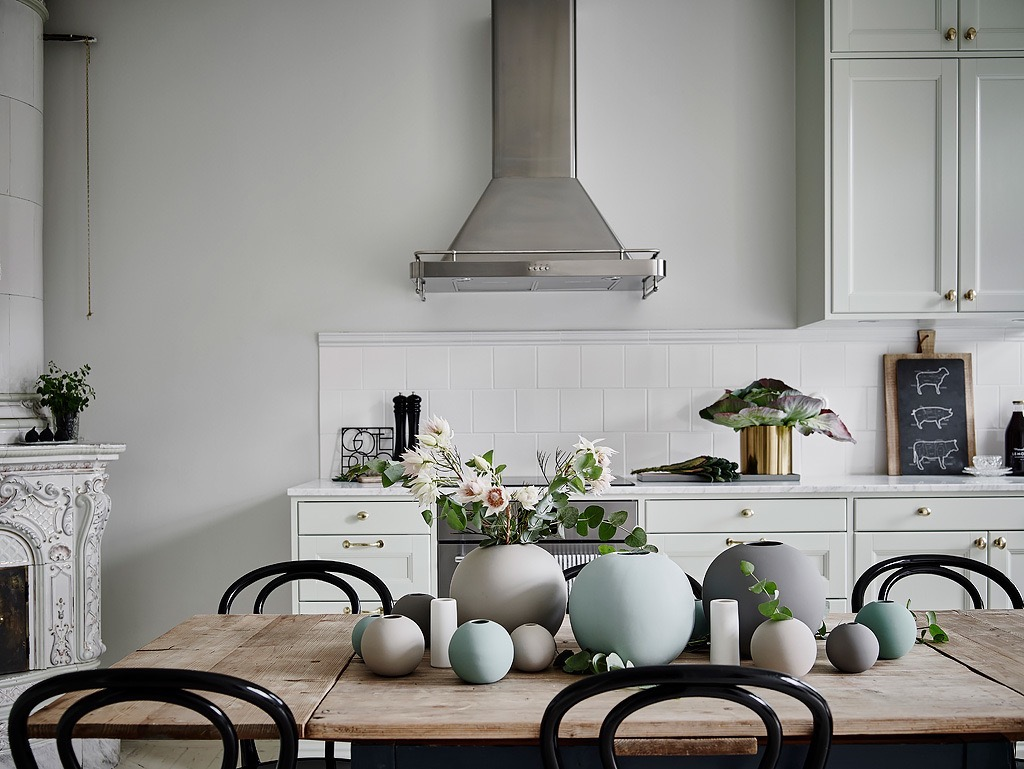 This image was styled by Catrine for a property for sale and fast became an iconic image across pintrest and instagram.