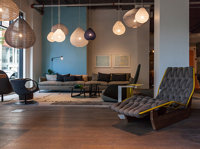 Hub Furniture, Melbourne . Hub is one of my favourite stores for beautiful lighting. A must if you're in the city!