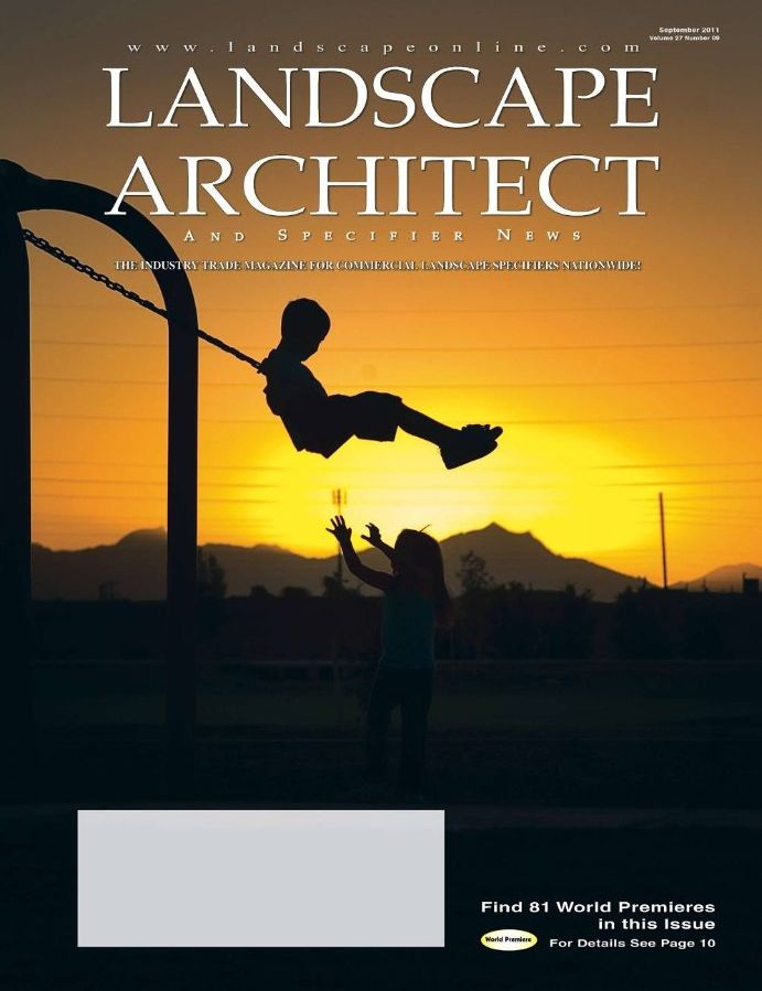 REALM in Landscape Architect Magazine