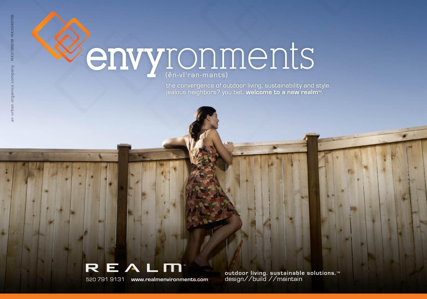 REALM Envy Ad