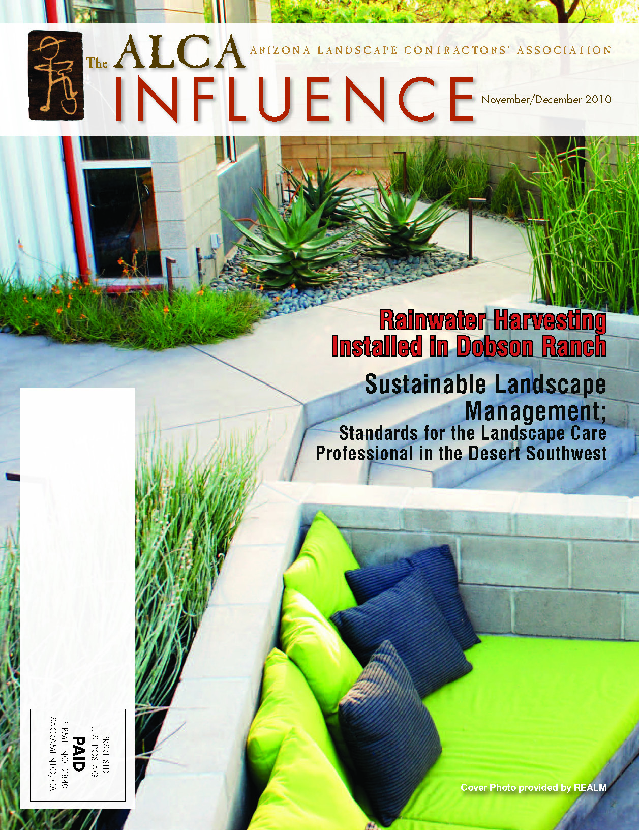 REALM in ALCA Influence Magazine