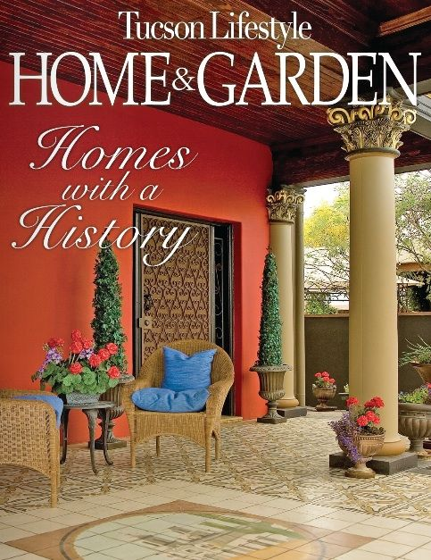REALM in Tucson Lifestyle Home & Garden Magazine