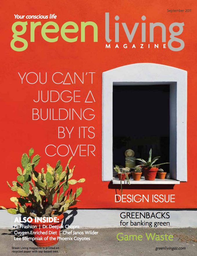 REALM in Green Living Magazine