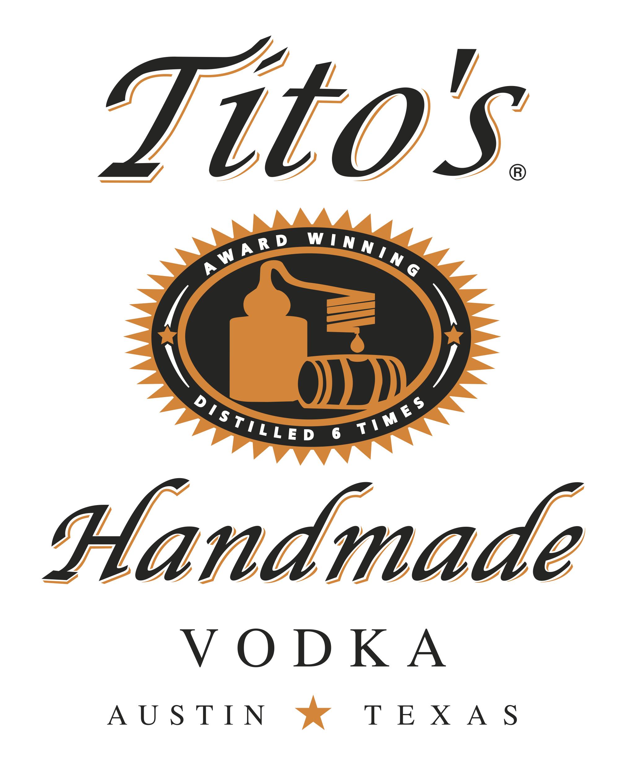 Tito's Handmaid Vodka