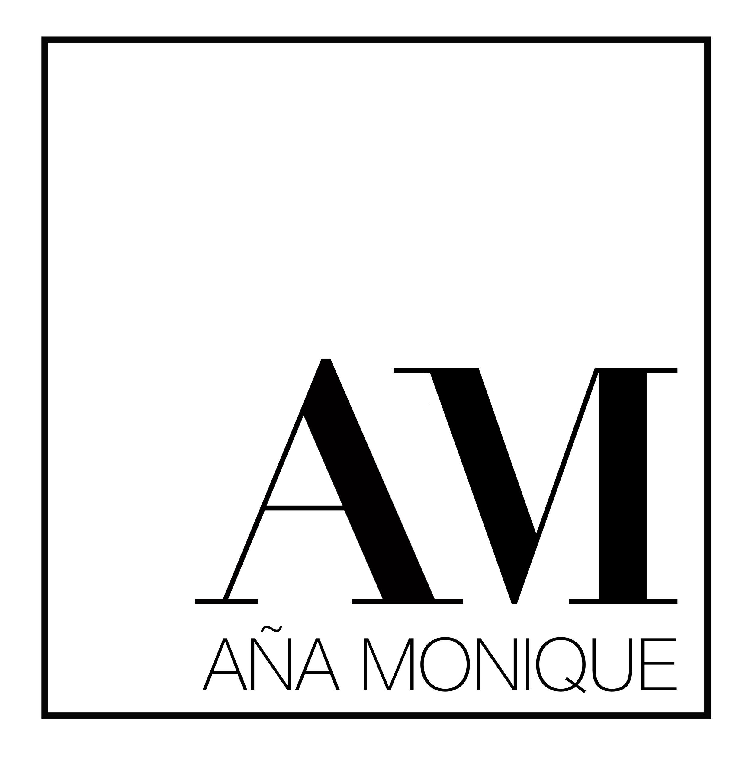 AÑA MONIQUE BEAUTY