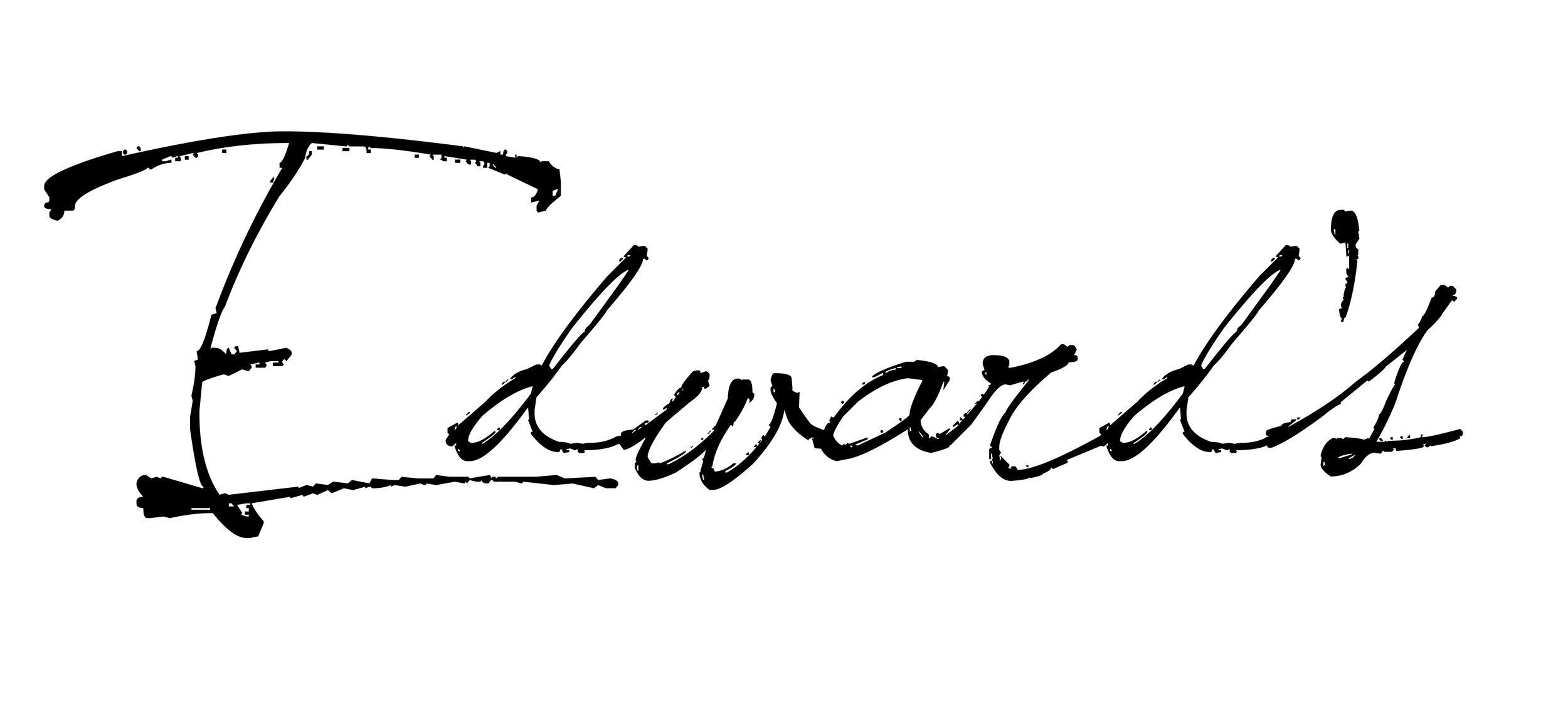 Edward's Shoes