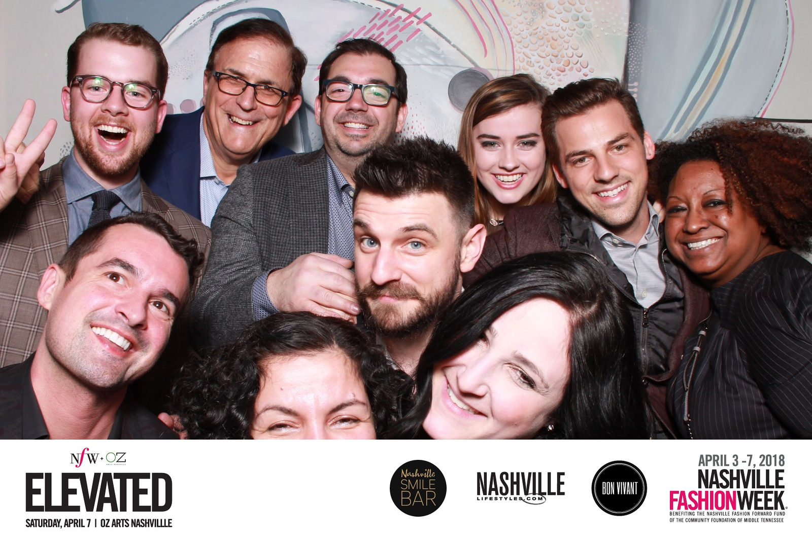 ELEVATED PHOTO BOOTH
