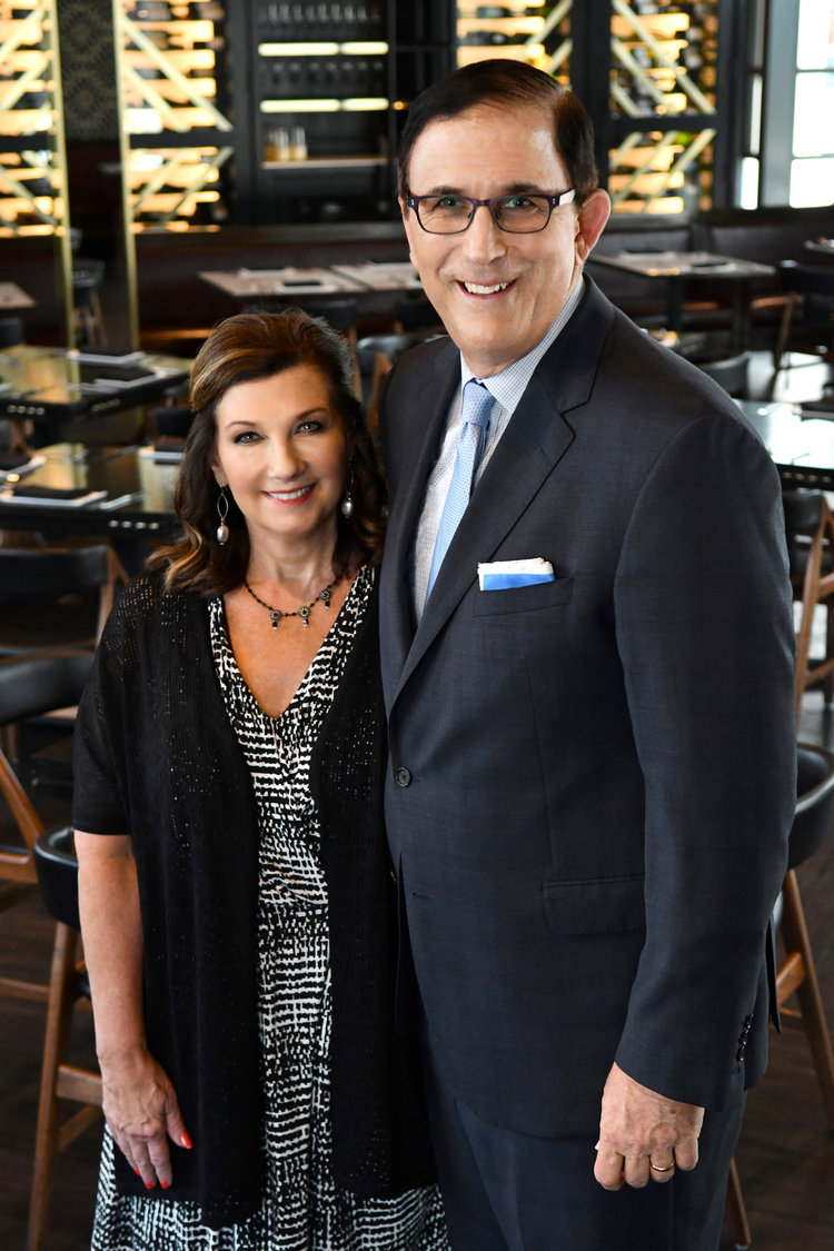 David and Ellen Levy