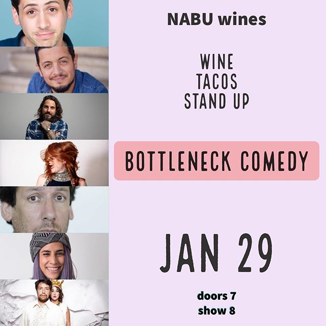 Jan 29 we're back @nabuwines with a brand new bottle and new habits to break. #westlakevillage #thousandoaks