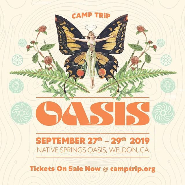 EXCITING NEWS, we're returning to @camptripevent with a brand new experience...more details to come! This is a great event to get out of LA and surround yourself with wonderful people. Your camping bug must be squashed!