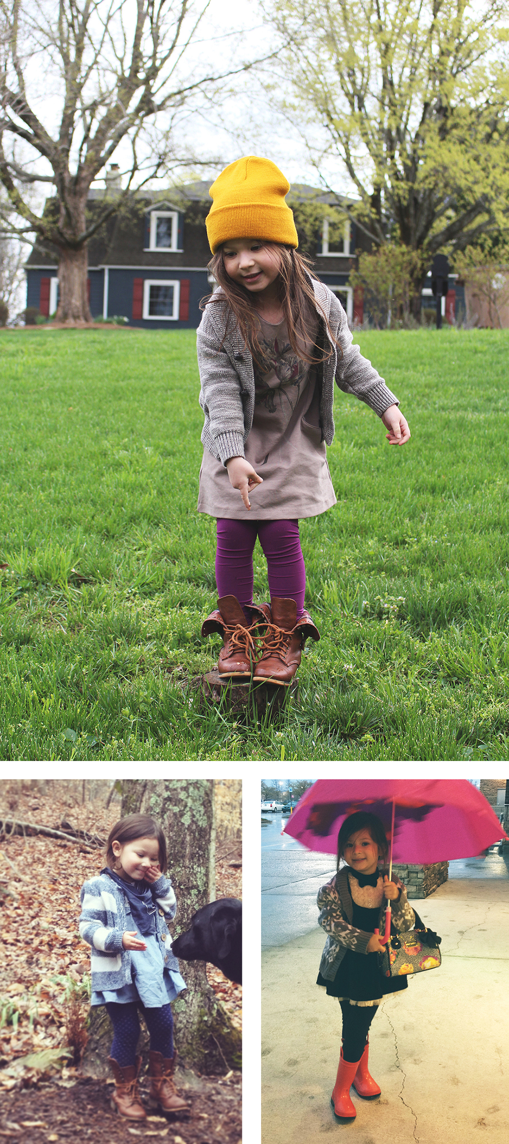 Designerly: Style Tips for Dressing a Toddler
