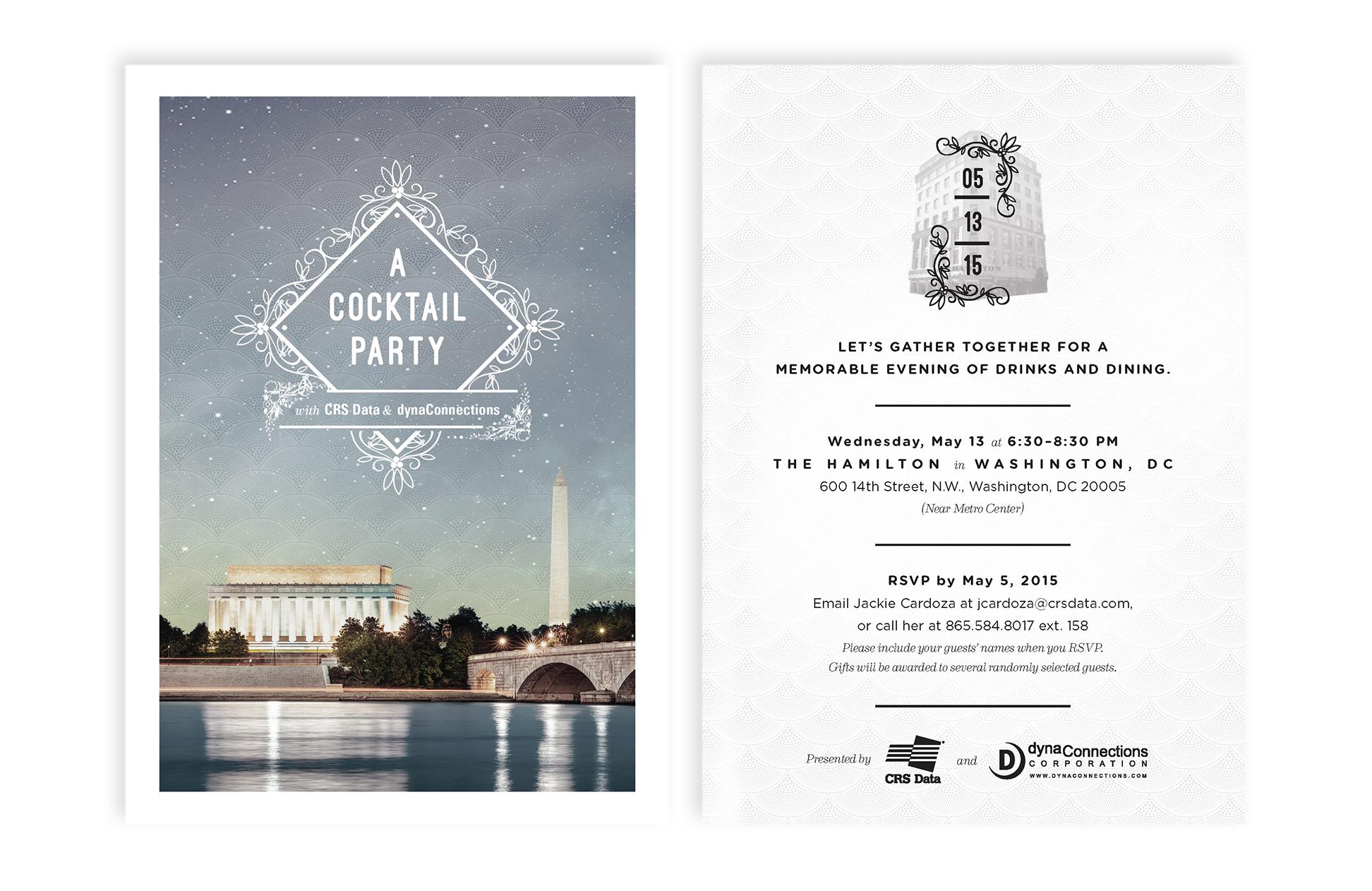 Designerly: CRS Event Invitation