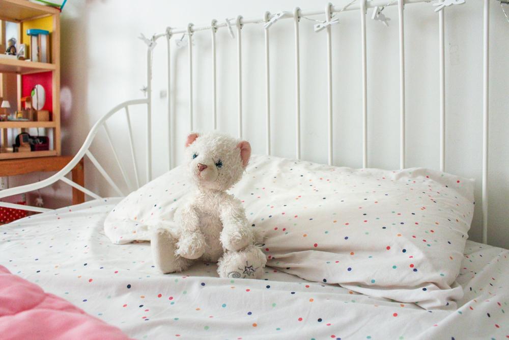 Designerly: IKEA Minnen Bed