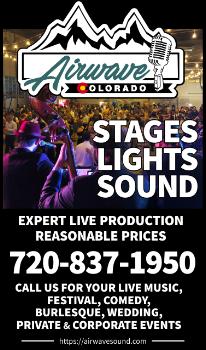 Airwave Colorado - Live production