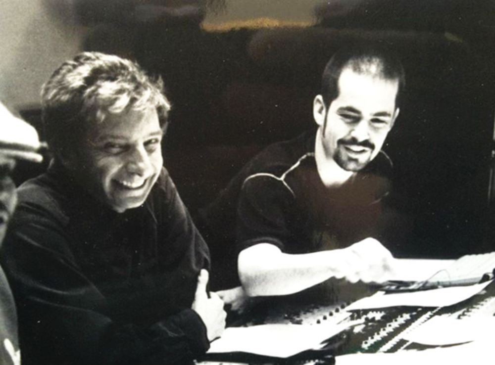 Working with Barry Manilow