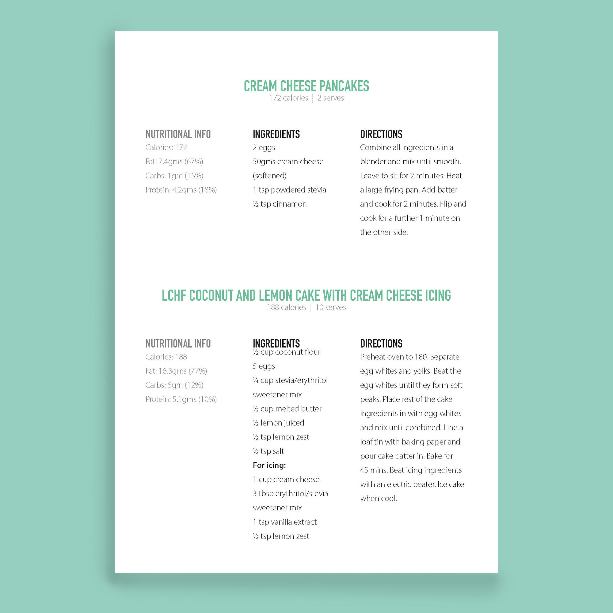 project fit  e-book design