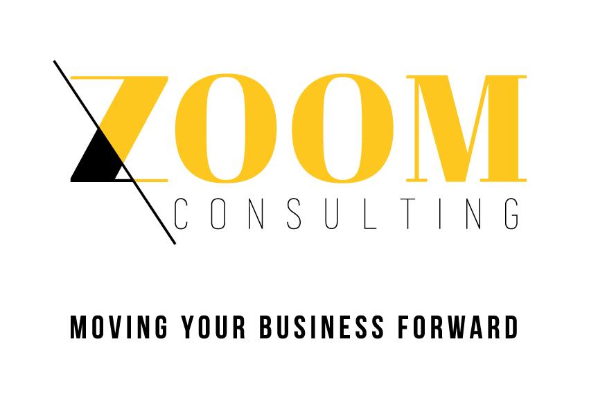 zoom consulting  logo design