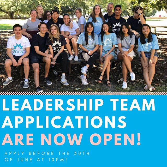💫😱🔥SEMESTER 2 LEADERSHIP TEAM APPLICATIONS ARE NOW OPEN!!🔥😱💫 If you would like to be part of the volunteers team, the fundraising team, the programs team or the marketing team, CLICK THE LINK IN OUR BIO TO APPLY!! Applications close on the 30TH OF JUNE AT 10PM🔥🔥🔥