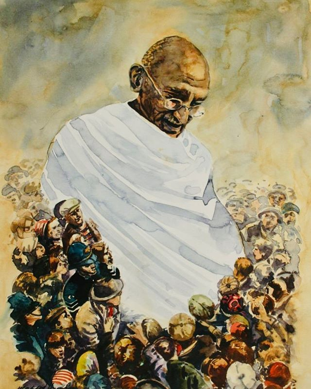 Gandhi Jayanti 2019 - Remembering the Great Mahatma
