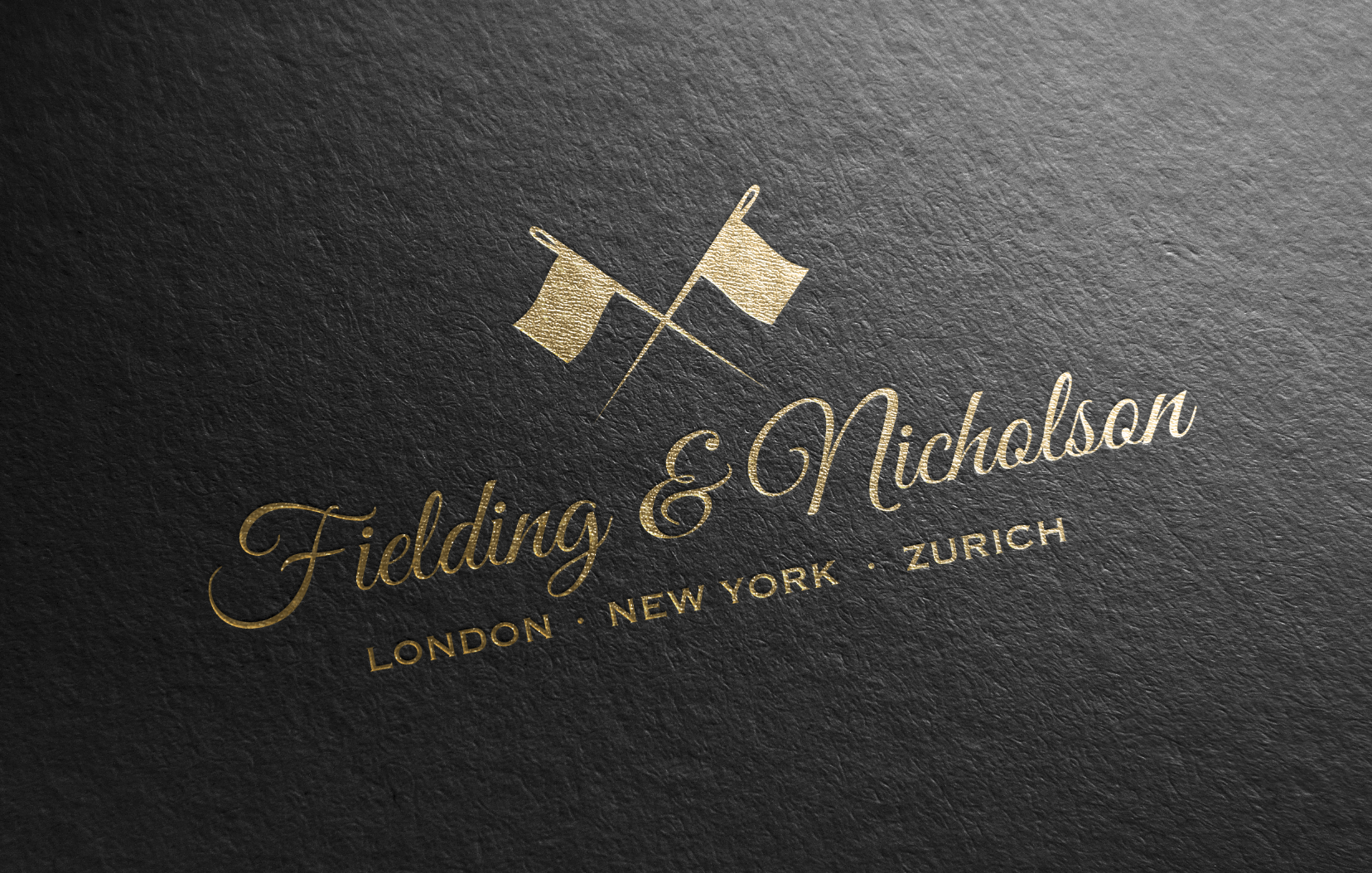 Fielding & Nicholson Logo