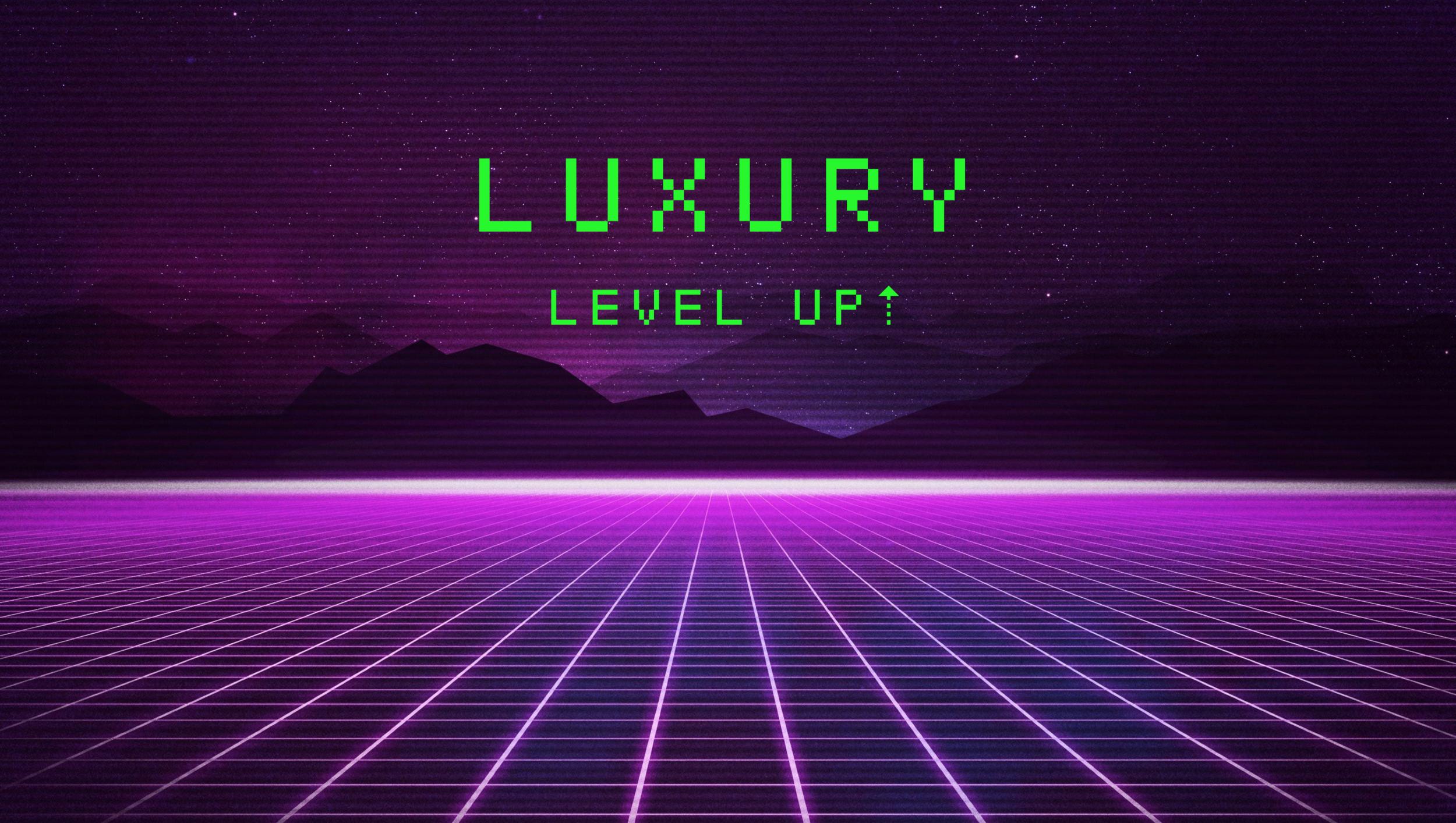 Luxury Lloyd Level Up Your Game