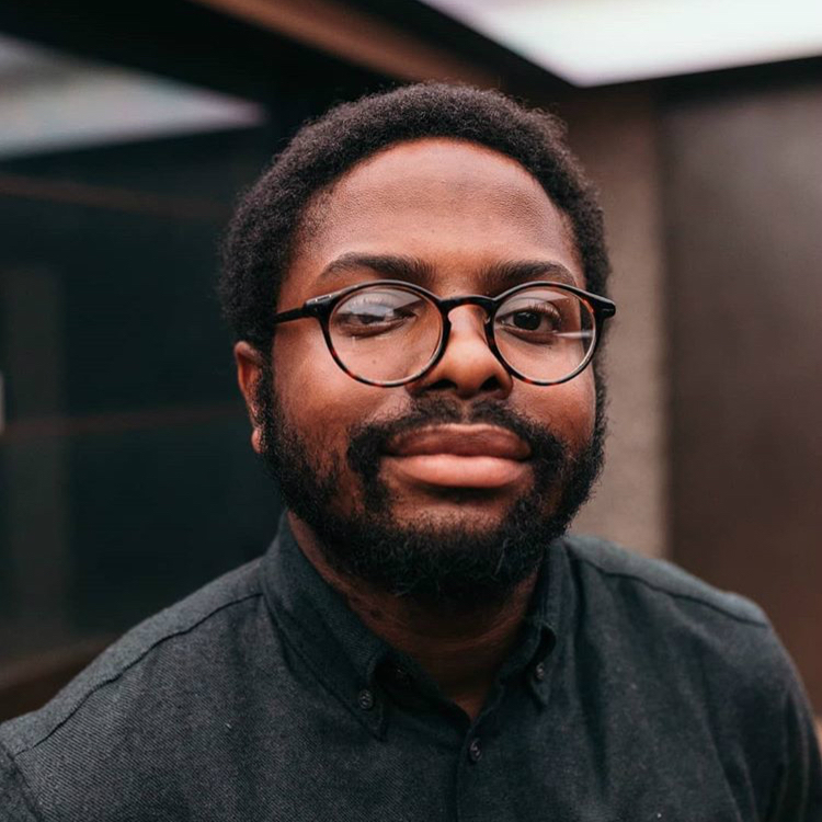 GBOYEGA ODUBANJO - Gboyega Odubanjo is a British-Nigerian poet born and raised in East London. His debut pamphlet, While I Yet Live, was published by Bad Betty Press in 2019. He is an alumni of the Barbican Young Poets and Roundhouse Poetry Collective, and is a Roundhouse Resident Artist.
