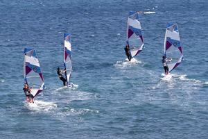 Fanatic Boarders Center - Gran Canaria - centro de windsurf, cursos, alquiler, North Windsurf, ION  Fanatic Boarders Center es la primera escuela de windsurf en Gran Canaria tambien la más grande y la mejor. Ubicado en Bahía Feliz, entre famoso Pozo Izquierdo y centros turísticos de Maspalomas y Playa del Inglés, Gran Canaria FBC se coloca en los terrenos de la Hotel Orchidea.  Centro ofrece las tablas de de Fanatic, velas de North y también kayaks y tablas de SUP.  La pequeña playa recibe el viento constante de la izquierda o la derecha dentro de la bahia se encuentra una aqua plana y de vez en cuando las olas para surfear. Las condiciones son ideales para speed, entrenamiento de freestyle y slalom, las condiciones más tranquilas y mas adecuadas para principiantes, a través de intermediarios, se pueden encontrar por la manana.  Cuando se presentan mejores condiciones en Pozo, Vargas, Arinaga o Burrero, ofrecemos nuestro paquete de excursión exclusiva para visitar esos lugares.  clases paraniños / cursos dewindsurf / windsurfbahíafeliz / escuela dewindsurf / windsurfespaña / clases dewindsurf / clases dekitesurf / surfing / centro dewindsurf / windsurfparaniños / alquiler de material dewindsurf / alquiler de tablas / reparaciónde tablas / sitios dewindsurf / vacaciones dewindsurf / guardatabla / tienda dewindsurf / deporte / velas dewindsurf / españa / clases desup alquiler desup / clases dekitesurf / alquiler dekite / surf / ola / material dewindsurf / entrenamiento dewindsurf / campos dewindsurf / vacaciones / campamentos dewindsurf / vacaciones activas / deportesacuaticos / actividades deportivas / centro de deportesacuáticos / playa / mar