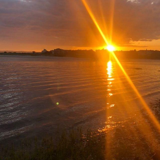 Never the same #sunsets #shinnecockbay