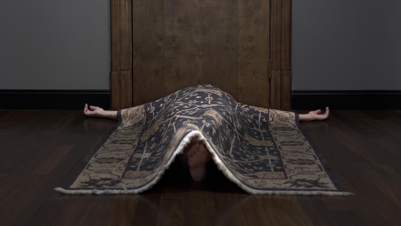 Life as a doormat.
