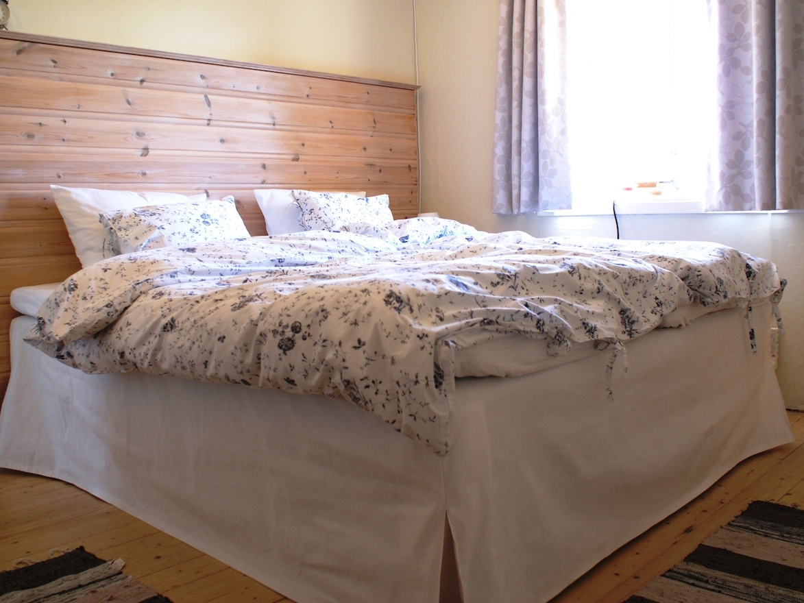 NordicLife interior - one of the two bedrooms