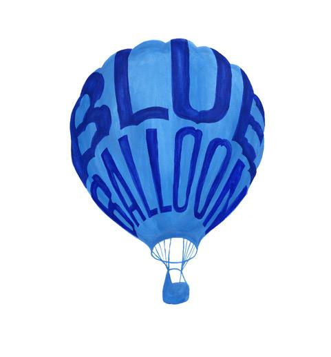 Blue Balloon Songwriting